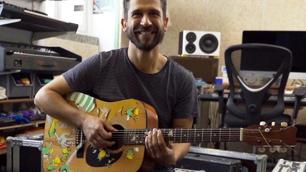 A Guitarra do Noiserv
