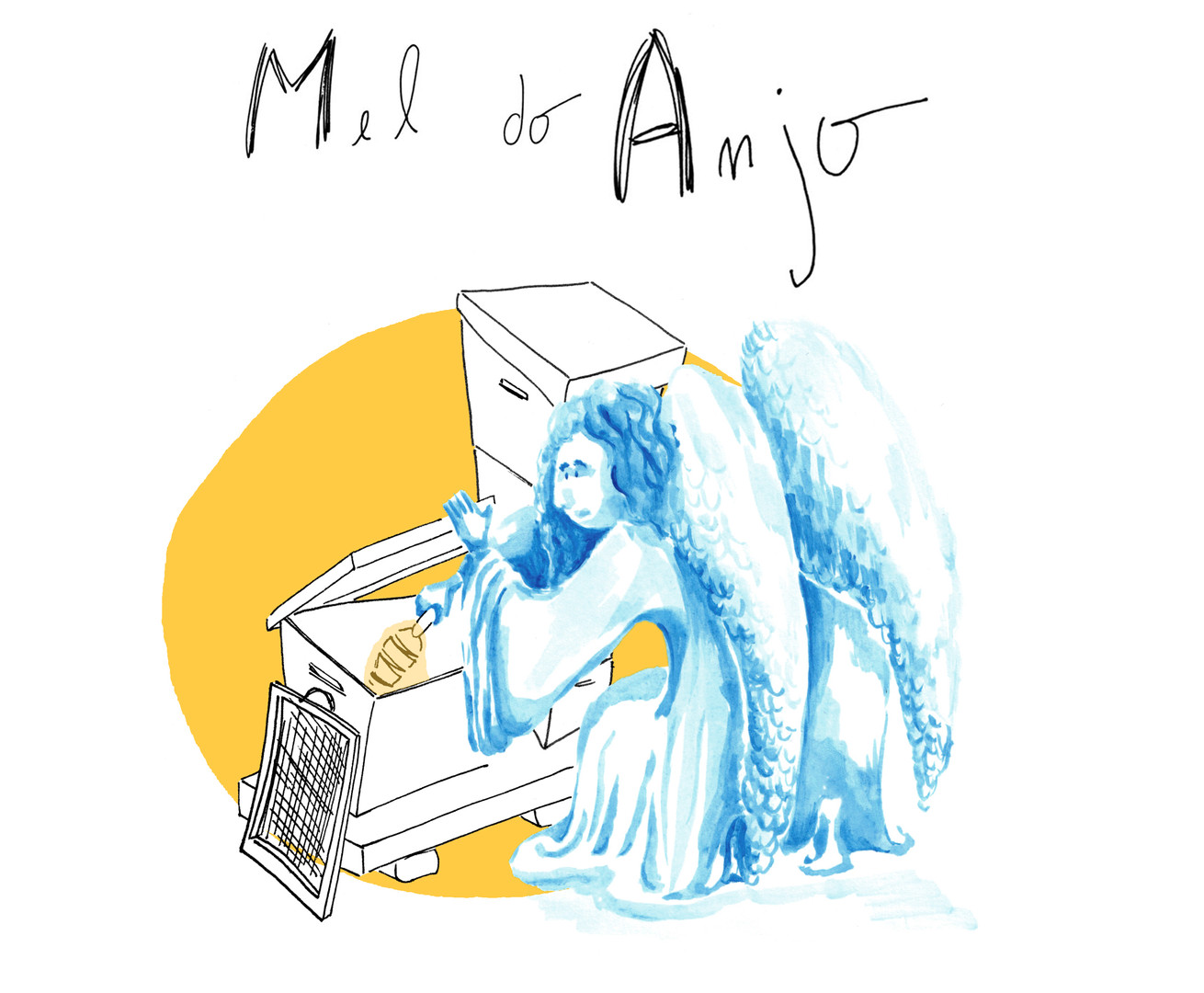 """Mel do Anjo"""