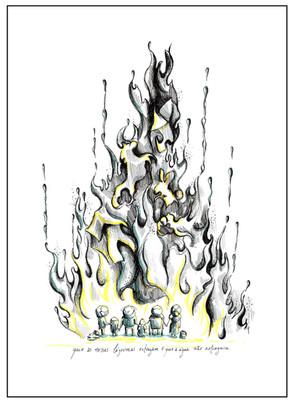 Fogos Florestais