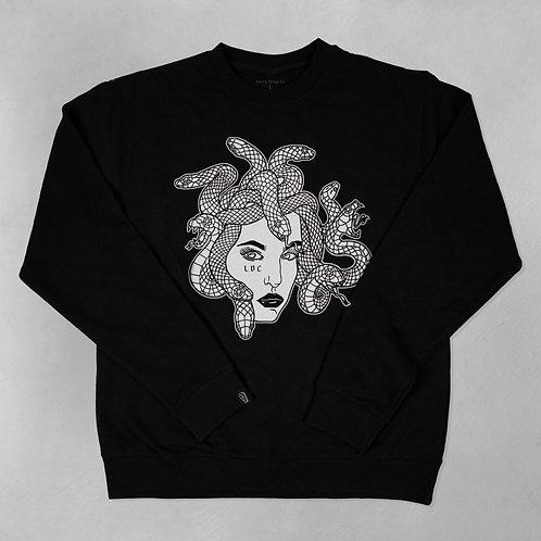 Medusa Crewneck Sweatshirt