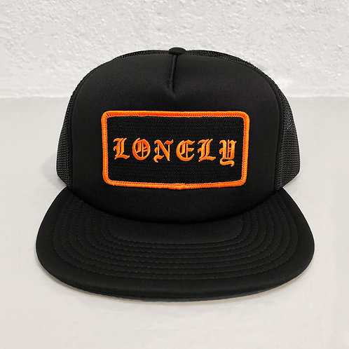 Lonely Mesh Back Snapback