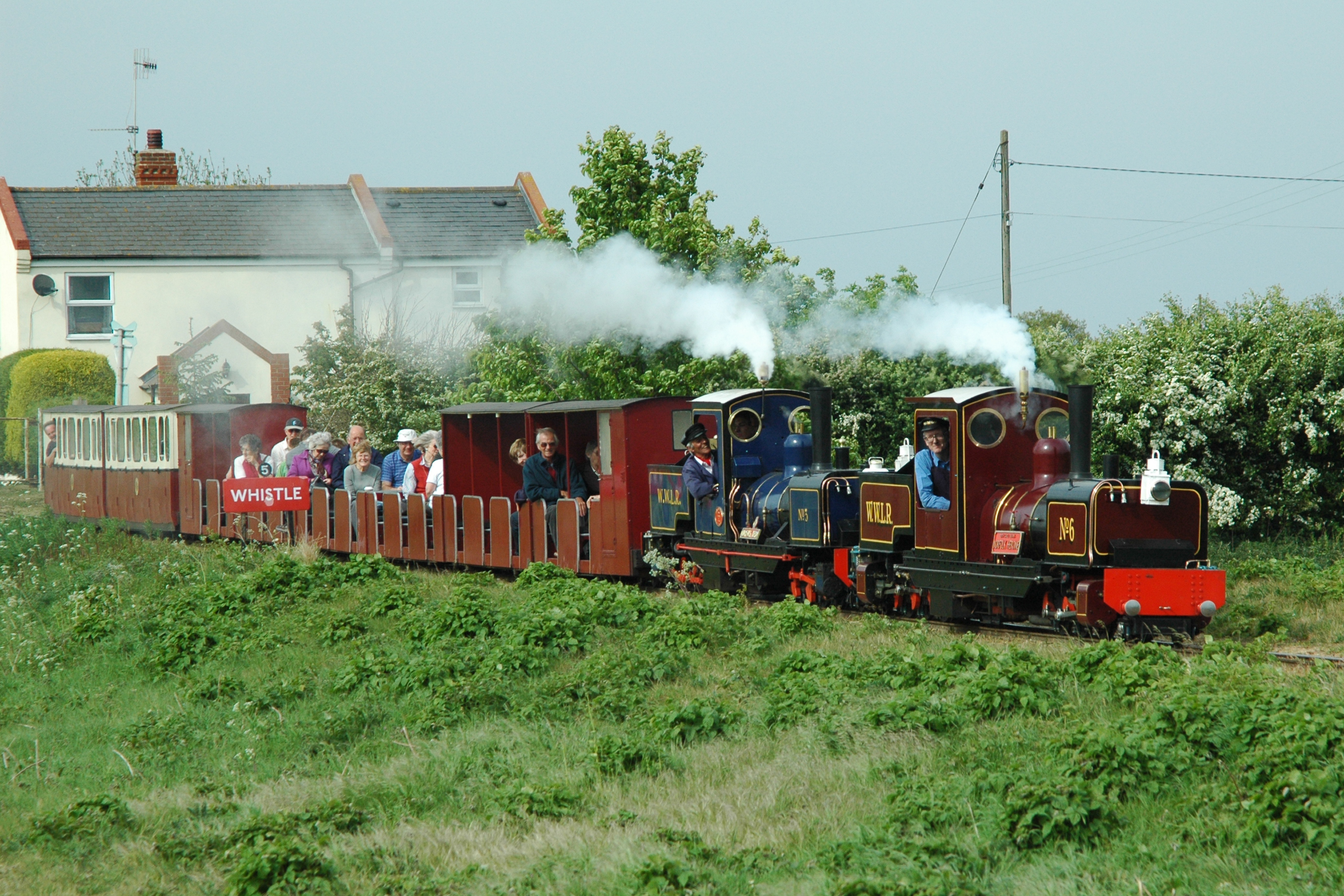 WW Light Railway