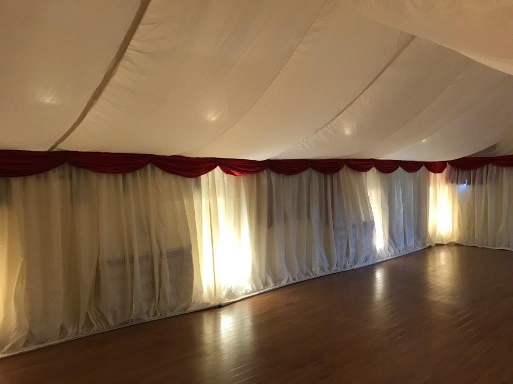 Indoor marquee