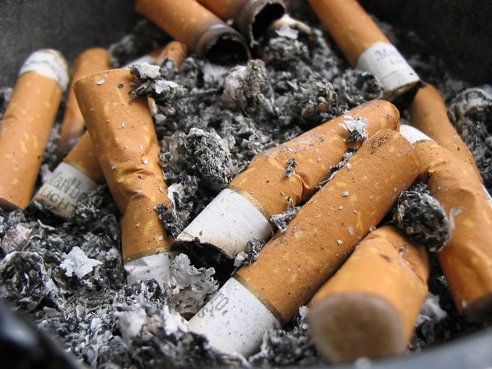 Tobacco Consumption Cigarettes