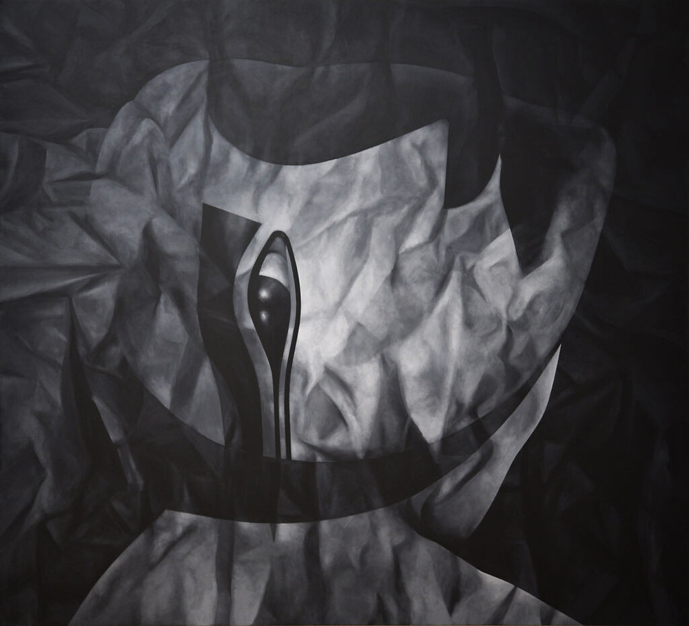 Safwan Dahoul Dream 177 Painting