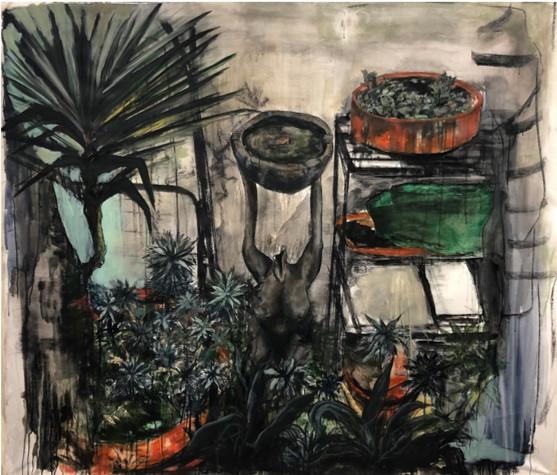 Tamara Al-Samerraei Offering II Artwork, 2019