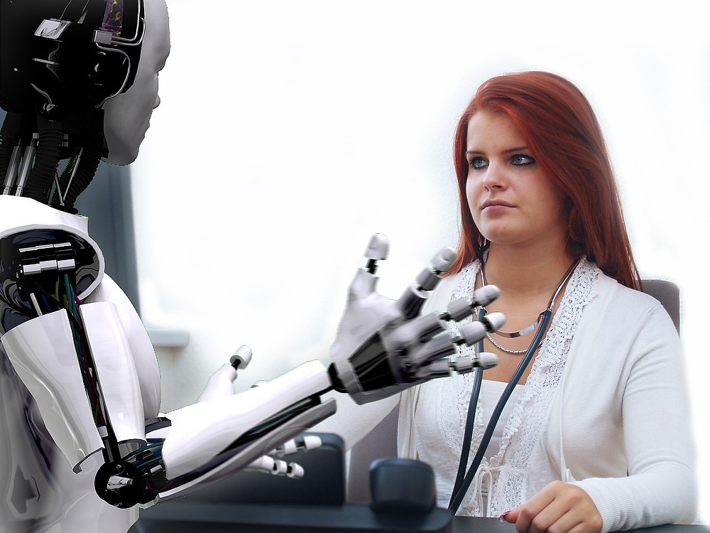 Fear of AI in medicine and healthcare - Robot Doctor