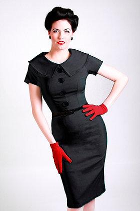 Rita Pencil Dress Black