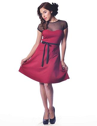 Sparrow Ribbon Dress