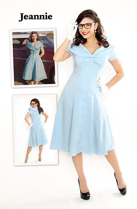 Jeannie Circle Dress