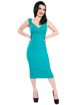 Diva Dress Jade