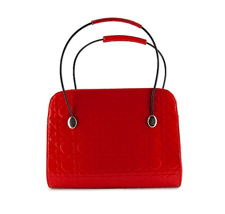 Audrey Purse Red