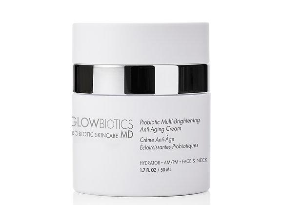 Probiotic Multi-Brightening Anti-Aging Cream