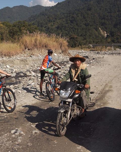 Cycle tour Eastern Arunachal Pradesh