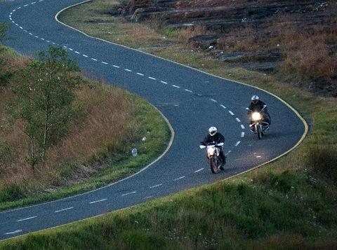 Arunachal and Meghalaya motorcycle tour