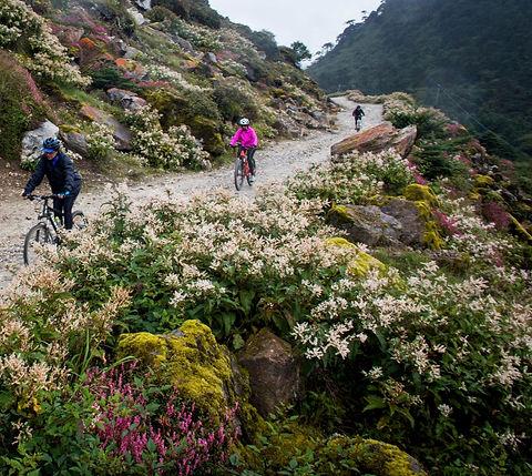 Cycling Western Arunachal Pradesh