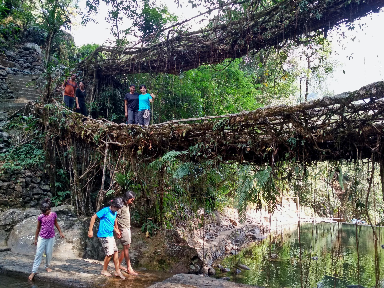 Meghalaya Family Adventure