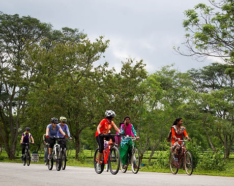 Assam and Meghalaya Multi-activity tour