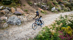 Cycle Tours Northeast India : North by Northeast  Journeys