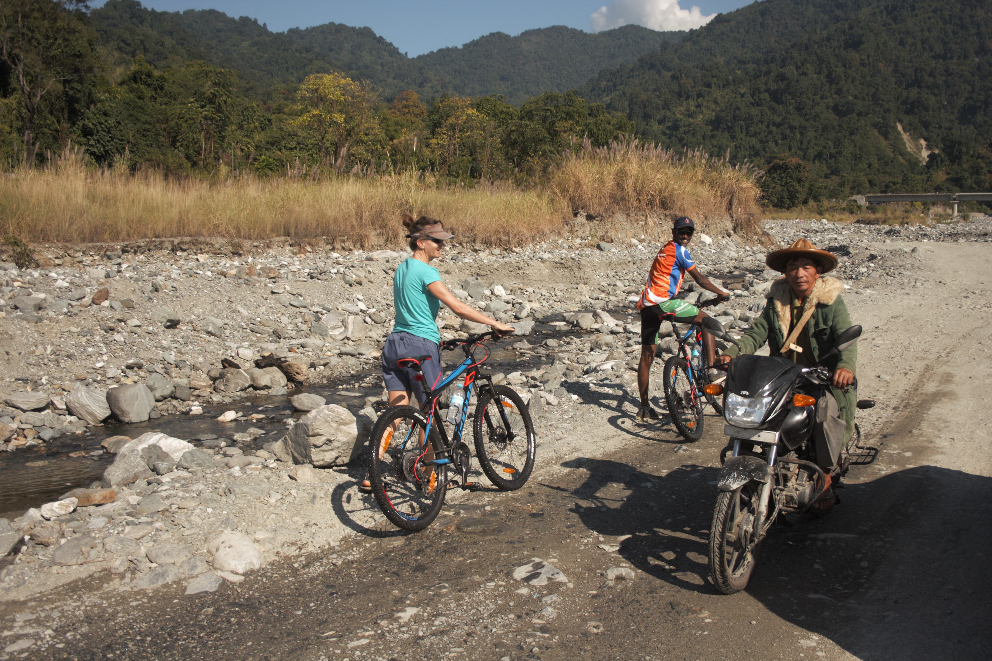 Eastern Arunachal Pradesh Cycle tour
