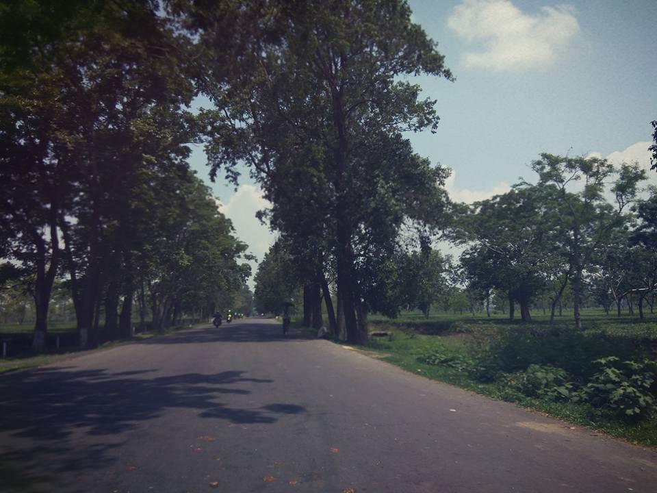Motorcycle tour of Assam and Arunachal Pradesh