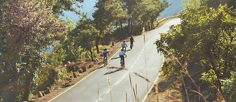 Cycling in Meghalaya