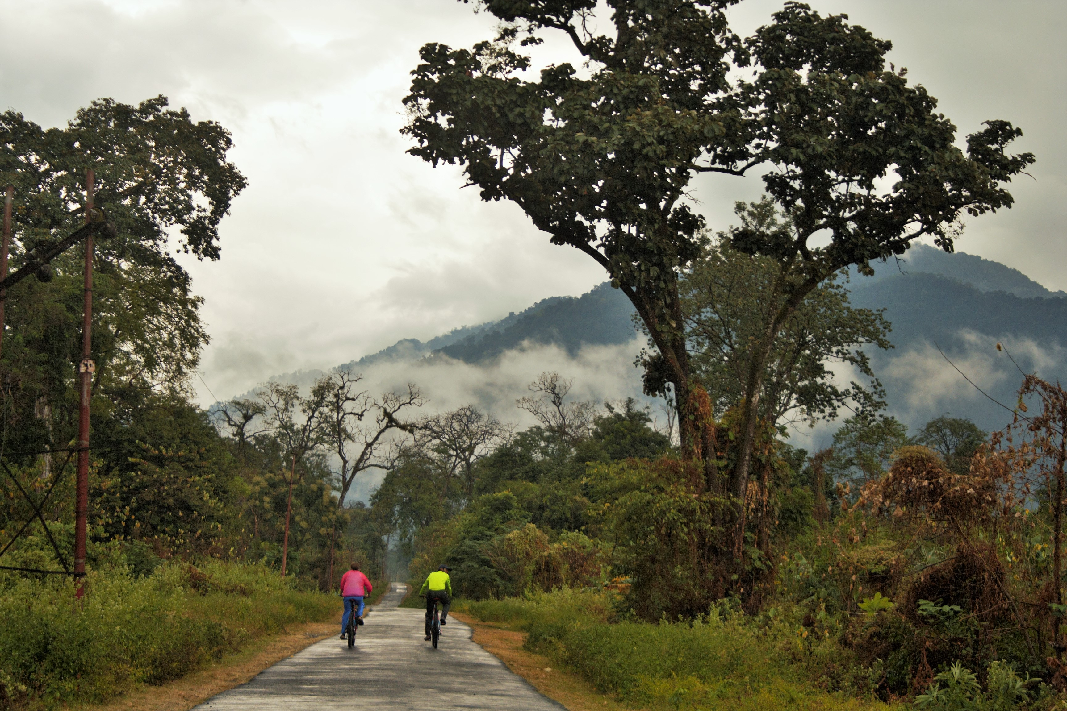 Cycle Tour Eastern Arunachal Pradesh