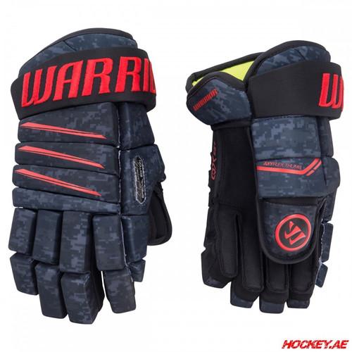 7d48b1dcfec Warrior Alpha QX SE Camo Senior Hockey Gloves