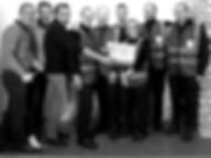 Tournage toulousain à Heladon. L'équipe : réalisateur Jean-Michel, figurants de chez Thales Alenia Space, Frédéric chef opérateur, directrice de production Laurence, Franck montage et effets spéciaux