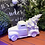 Thumbnail: Extra Large Vintage Truck With Tree Lantern