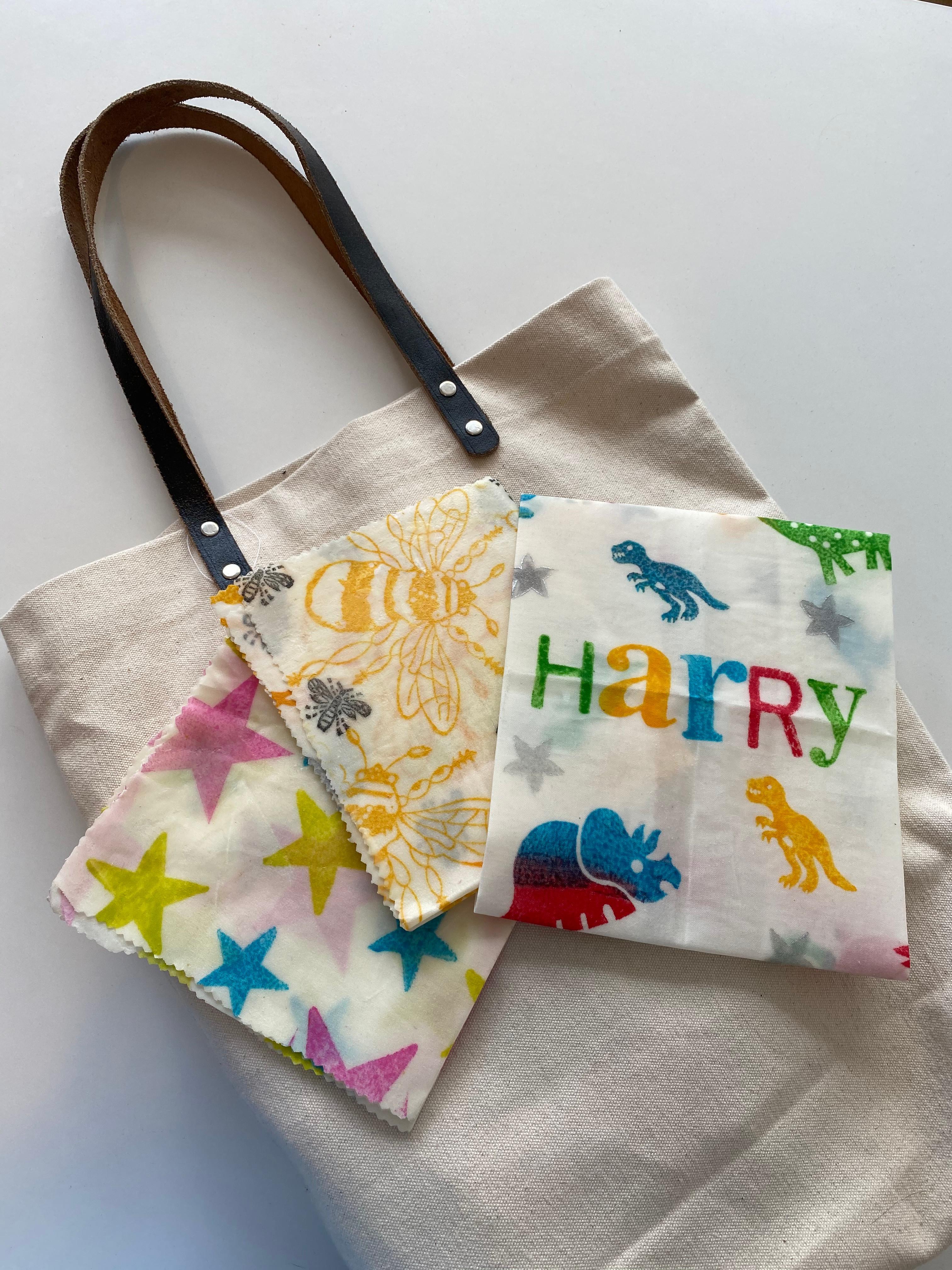 Summer Camp - Block Printing Tote Bag