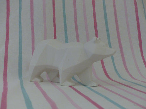 Faceted Walking Bear
