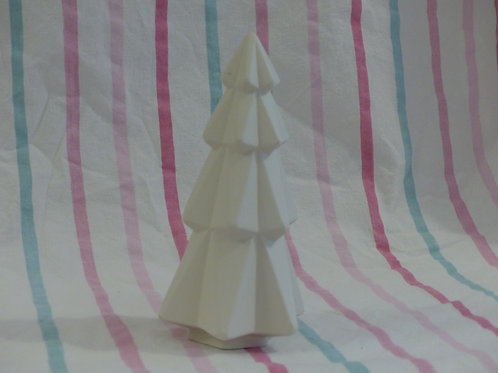 Faceted Christmas Tree