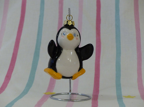 3D Bauble Penguin
