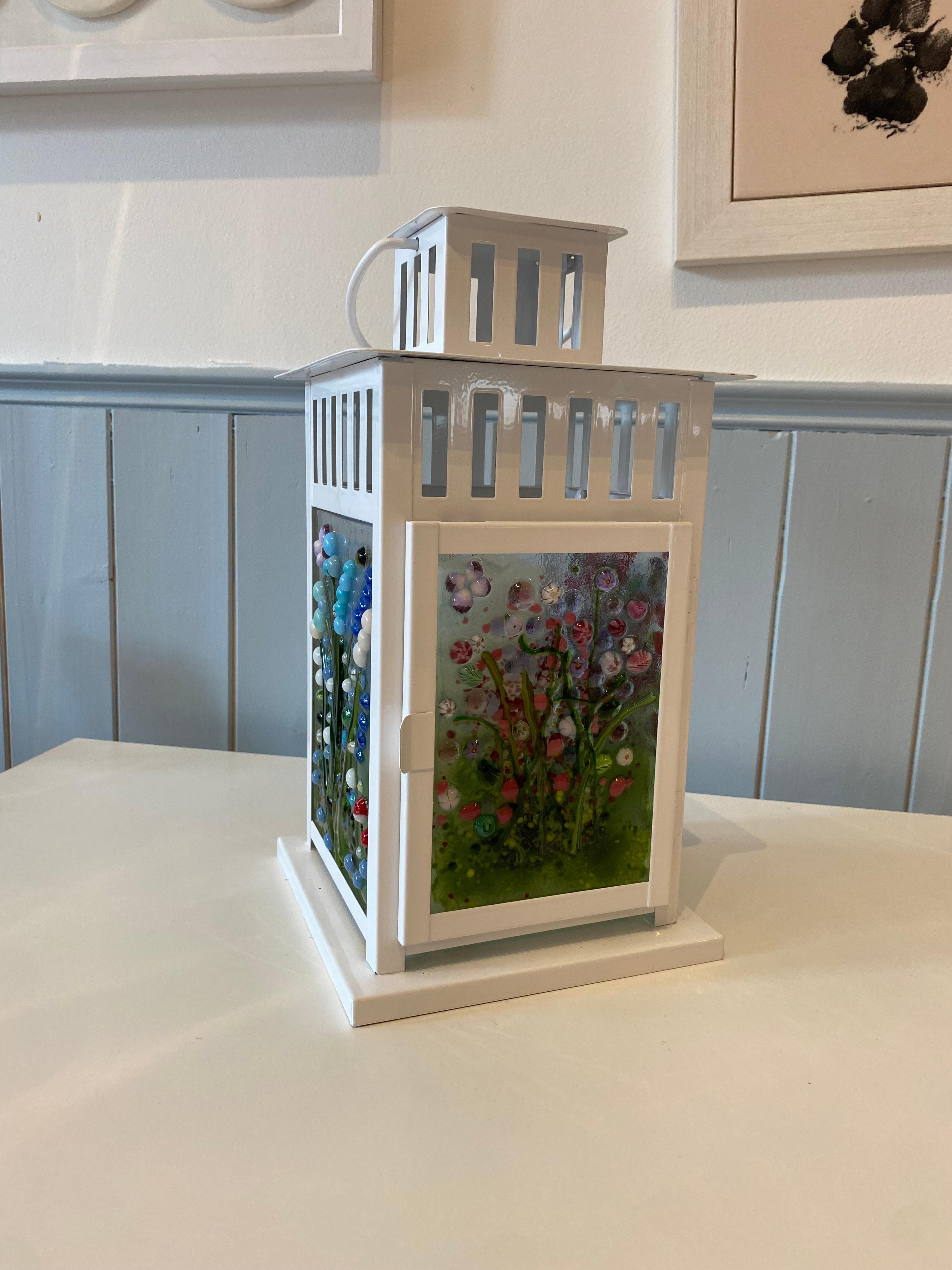 Glass Fusing - Lantern