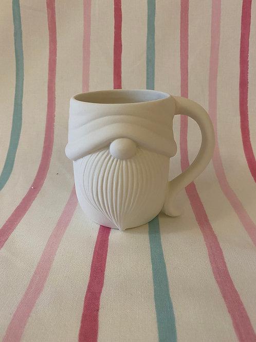Gnome Shaped Mug