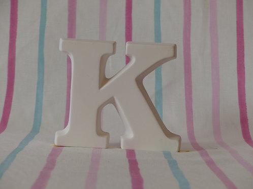 K Letter