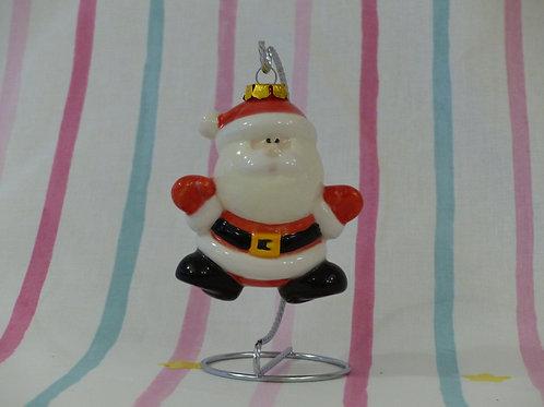 3D Bauble Santa