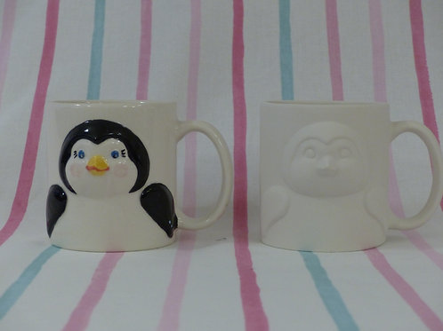 Christmas Mug Penguin