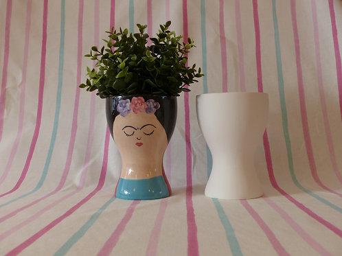 Hour Glass Vase