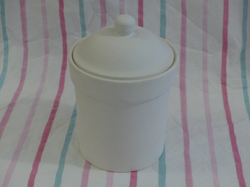 Extra Large Canister Jar / Canister