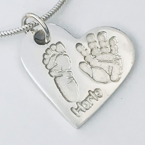 Heart Pendant for Necklace, Pendant Only