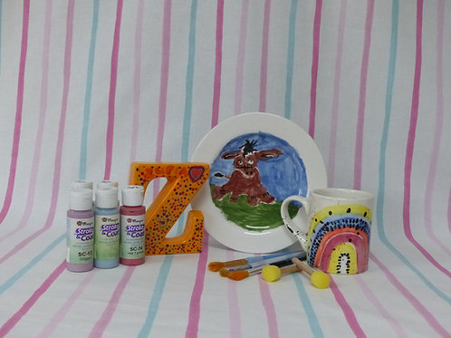 Paint At Home Party Package