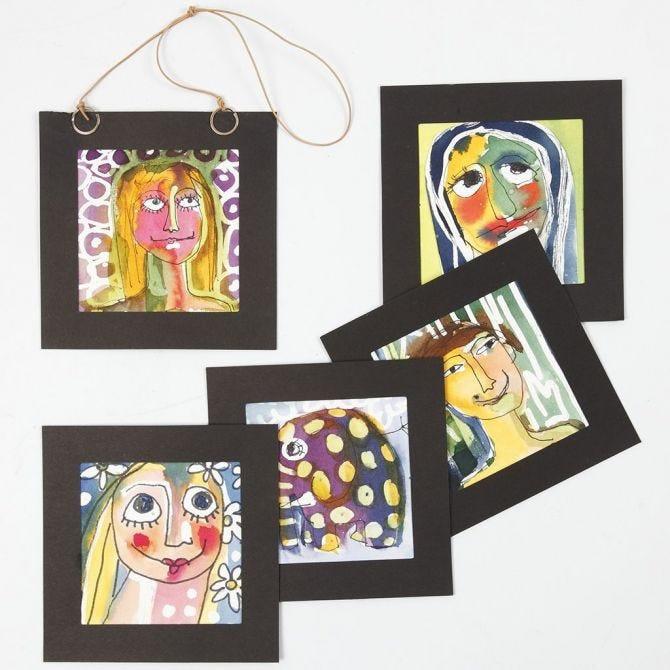 Home Education Art Classes - Summer Term