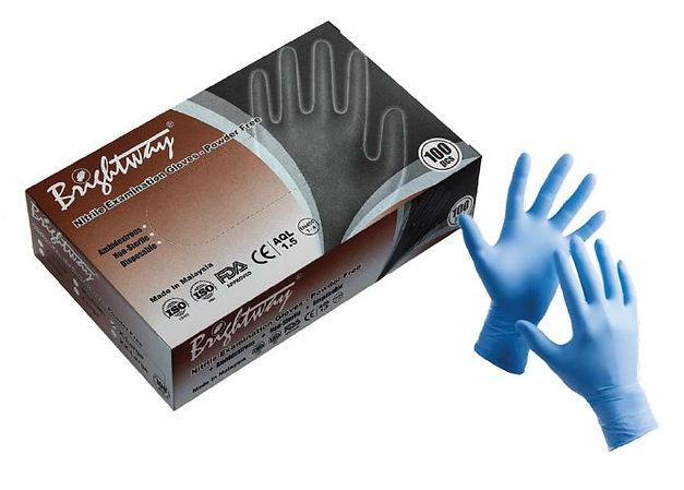 Brightway Nitrile Exam Gloves.JPG