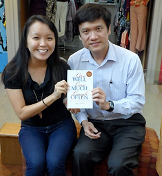 Grace Tan's interview with Apelles Poh - Pastor and Financial Advisor