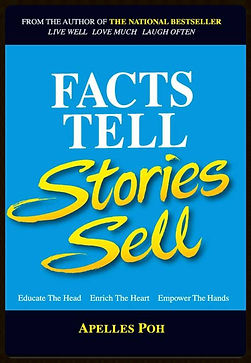 Facts Tell Stories Sell | Apelles Poh