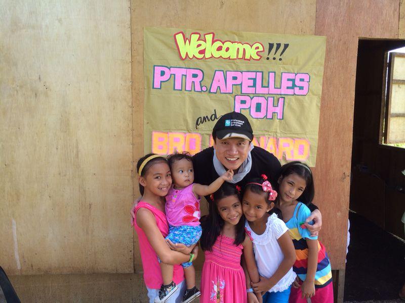 Apelles Poh | Blessing Communities