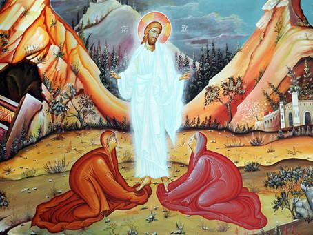 Christ is Risen!!!