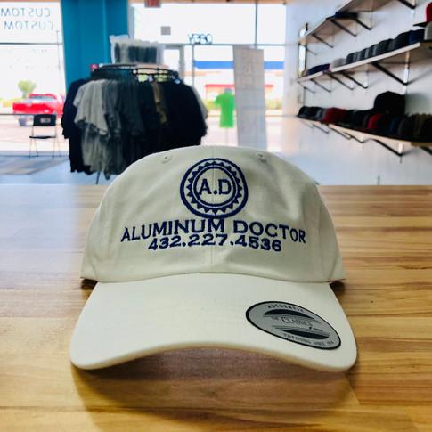 Aluminum Doctor Cap